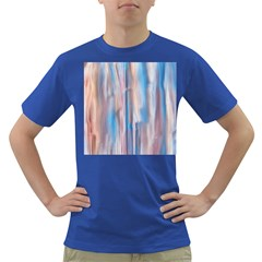 Vertical Abstract Contemporary Dark T-Shirt