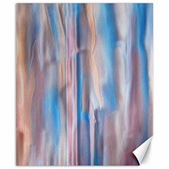 Vertical Abstract Contemporary Canvas 8  x 10