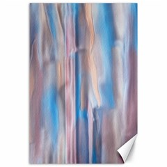 Vertical Abstract Contemporary Canvas 24  x 36