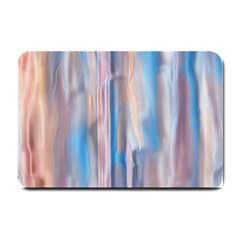 Vertical Abstract Contemporary Small Doormat