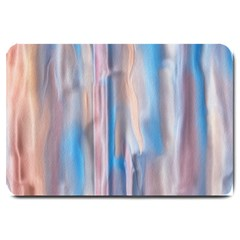 Vertical Abstract Contemporary Large Doormat