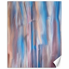 Vertical Abstract Contemporary Canvas 11  x 14
