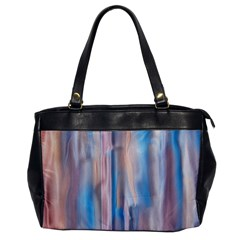Vertical Abstract Contemporary Office Handbags