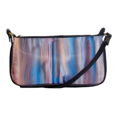 Vertical Abstract Contemporary Shoulder Clutch Bags
