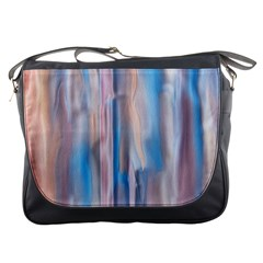 Vertical Abstract Contemporary Messenger Bags