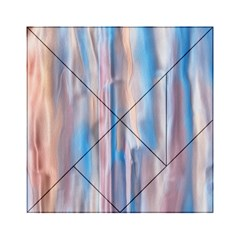 Vertical Abstract Contemporary Acrylic Tangram Puzzle (6  x 6 )