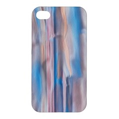 Vertical Abstract Contemporary Apple iPhone 4/4S Premium Hardshell Case
