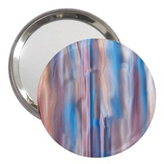 Vertical Abstract Contemporary 3  Handbag Mirrors