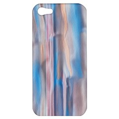 Vertical Abstract Contemporary Apple iPhone 5 Hardshell Case