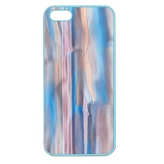 Vertical Abstract Contemporary Apple Seamless iPhone 5 Case (Color)