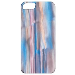 Vertical Abstract Contemporary Apple iPhone 5 Classic Hardshell Case
