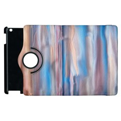 Vertical Abstract Contemporary Apple iPad 2 Flip 360 Case