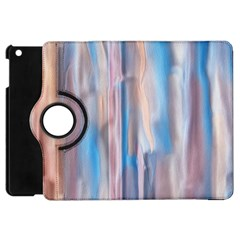 Vertical Abstract Contemporary Apple iPad Mini Flip 360 Case