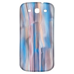Vertical Abstract Contemporary Samsung Galaxy S3 S III Classic Hardshell Back Case