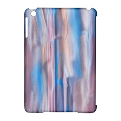 Vertical Abstract Contemporary Apple iPad Mini Hardshell Case (Compatible with Smart Cover)
