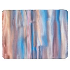 Vertical Abstract Contemporary Samsung Galaxy Tab 7  P1000 Flip Case