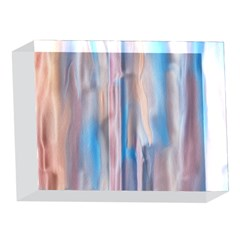 Vertical Abstract Contemporary 5 x 7  Acrylic Photo Blocks