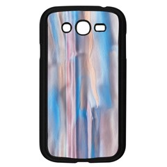 Vertical Abstract Contemporary Samsung Galaxy Grand DUOS I9082 Case (Black)