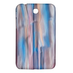 Vertical Abstract Contemporary Samsung Galaxy Tab 3 (7 ) P3200 Hardshell Case