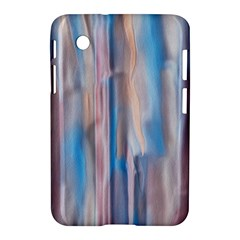 Vertical Abstract Contemporary Samsung Galaxy Tab 2 (7 ) P3100 Hardshell Case