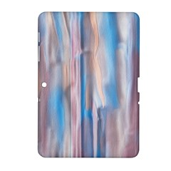 Vertical Abstract Contemporary Samsung Galaxy Tab 2 (10.1 ) P5100 Hardshell Case