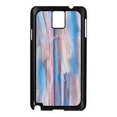 Vertical Abstract Contemporary Samsung Galaxy Note 3 N9005 Case (Black)