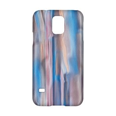 Vertical Abstract Contemporary Samsung Galaxy S5 Hardshell Case