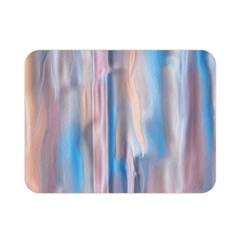 Vertical Abstract Contemporary Double Sided Flano Blanket (Mini)