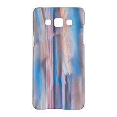 Vertical Abstract Contemporary Samsung Galaxy A5 Hardshell Case