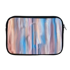 Vertical Abstract Contemporary Apple MacBook Pro 17  Zipper Case