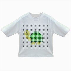 Colored Turtle Infant/Toddler T-Shirts