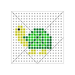 Colored Turtle Acrylic Tangram Puzzle (4  x 4 )