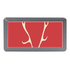 Deer Antlers Memory Card Reader (Mini)