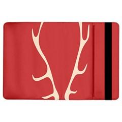 Deer Antlers iPad Air 2 Flip