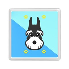 Face Dog Memory Card Reader (Square)