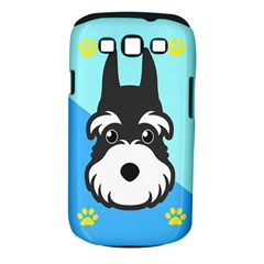 Face Dog Samsung Galaxy S III Classic Hardshell Case (PC+Silicone)