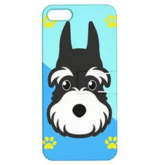 Face Dog Apple iPhone 5 Hardshell Case with Stand