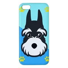 Face Dog Apple iPhone 5 Premium Hardshell Case
