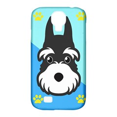 Face Dog Samsung Galaxy S4 Classic Hardshell Case (PC+Silicone)