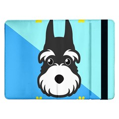 Face Dog Samsung Galaxy Tab Pro 12.2  Flip Case