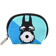 Face Dog Accessory Pouches (Small)