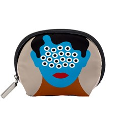 Face Eye Human Accessory Pouches (Small)