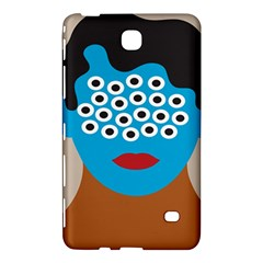 Face Eye Human Samsung Galaxy Tab 4 (8 ) Hardshell Case