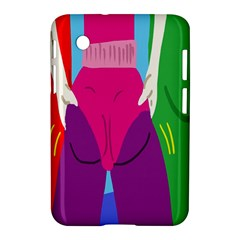 Initial Thumbnails Samsung Galaxy Tab 2 (7 ) P3100 Hardshell Case