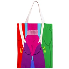 Initial Thumbnails Classic Light Tote Bag