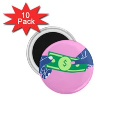 Money 1.75  Magnets (10 pack)