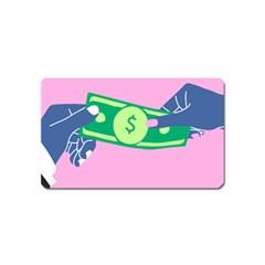 Money Magnet (Name Card)