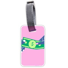 Money Luggage Tags (One Side)