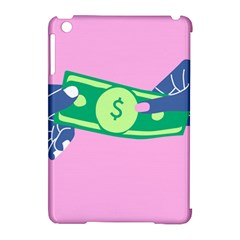 Money Apple iPad Mini Hardshell Case (Compatible with Smart Cover)