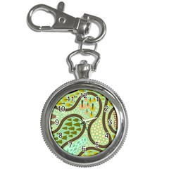 Hilly Roads Key Chain Watches